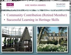 IHBC Marsh Awards website